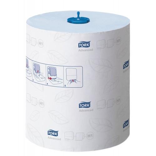 Tork Matic® niebieski ręcznik w roli; EAN13: 7322540122916