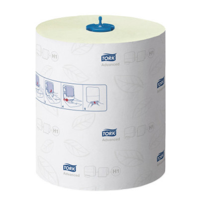 Tork Matic® zielony ręcznik w roli