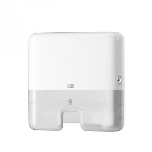 Tork Xpress® mini dozownik do ręczników Multifold (w składce wielopanelowej); EAN13: 7322540349184