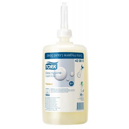 Tork ekstra higieniczne mydło w płynie; EAN13: 7322540394382