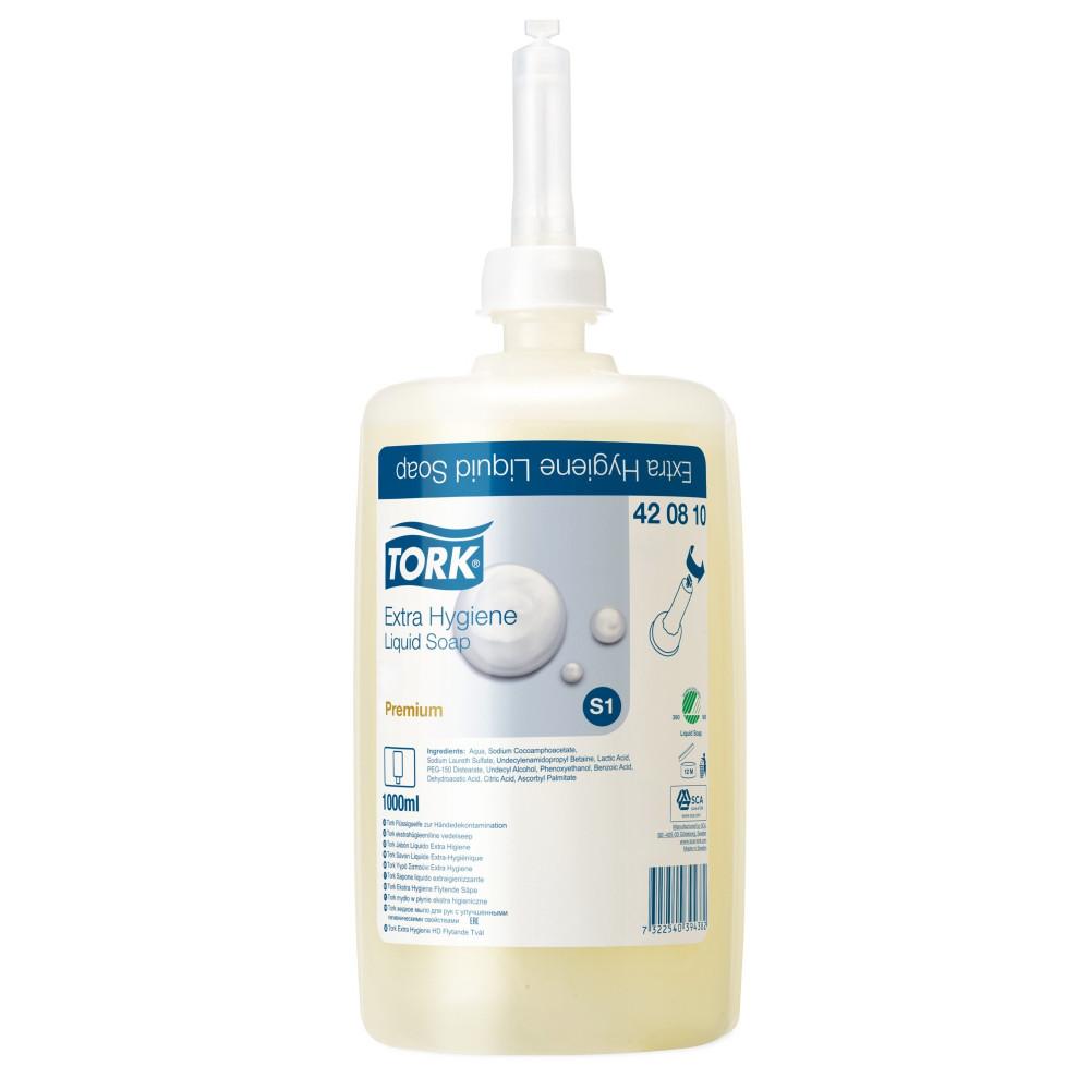 Tork ekstra higieniczne mydło w płynie