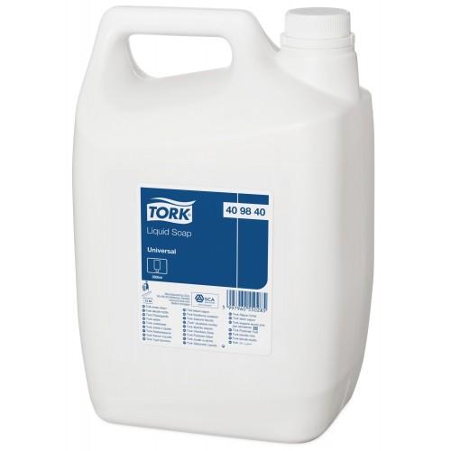 Tork mydło w płynie (5L); EAN13: 5997960550285