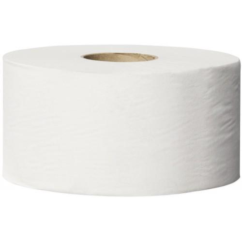 Tork Mini Jumbo szary papier toaletowy
