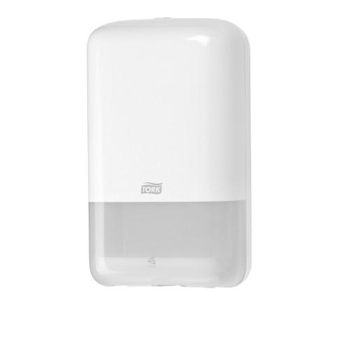 Tork dozownik to papieru toaletowego Folded (w składce); EAN13: 7322540354829