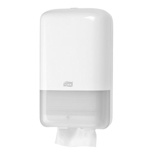 Tork dozownik to papieru toaletowego Folded (w składce)