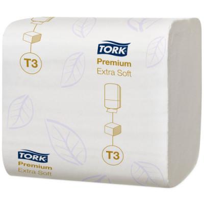 Tork Folded ekstra miękki papier toaletowy w składce