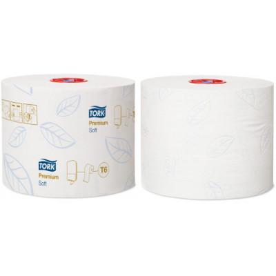 Tork Mid-size miękki papier toaletowy