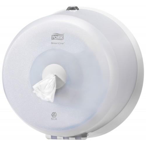 Tork SmartOne® mini dozownik do papieru toaletowego w roli