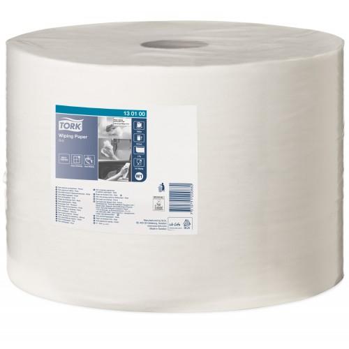 Tork czyściwo papierowe do lekkich zabrudzeń W1