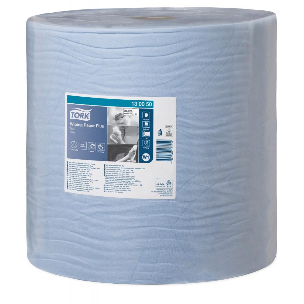TTork czyściwo papierowe do średnich zabrudzeń W1; EAN13: 7322540183559