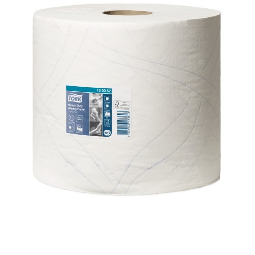 Tork czyściwo papierowe wielozadaniowe do trudnych zabrudzeń W1/W2; EAN13: 7322540183719