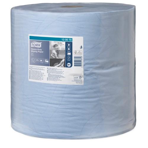 Tork czyściwo papierowe wielozadaniowe do trudnych zabrudzeń W1; EAN13: 7322540183726