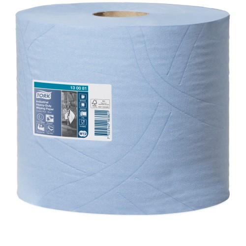 Tork czyściwo papierowe do trudnych zabrudzeń przemysłowych W1/W2; EAN13: 7322540183818