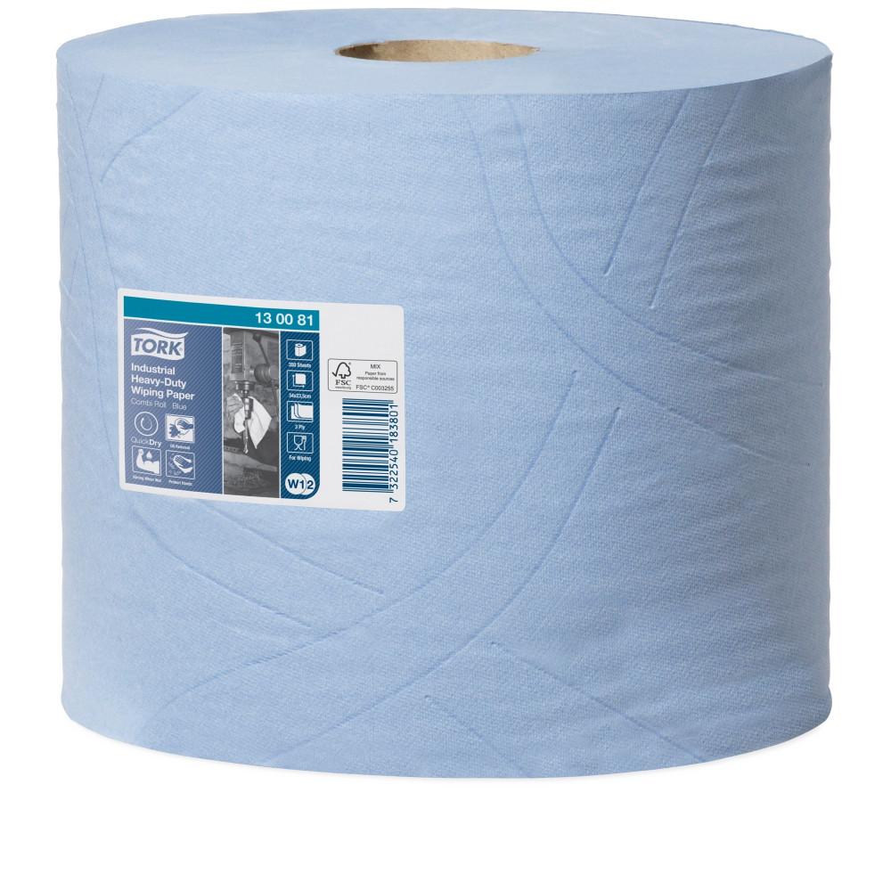 Tork czyściwo papierowe do trudnych zabrudzeń przemysłowych W1/W2