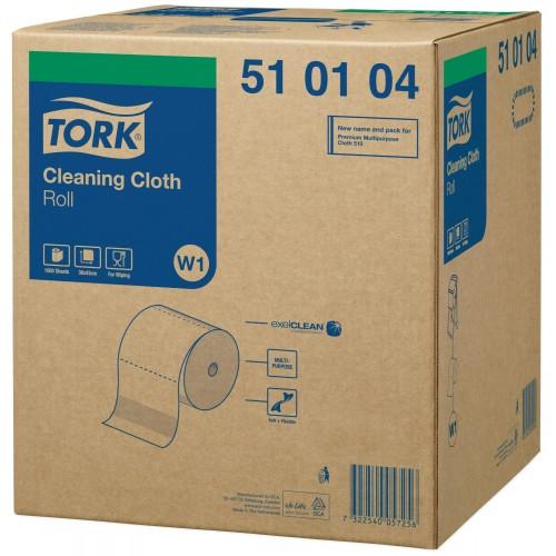 Tork czyściwo włókninowe wielozadaniowe W1; EAN13: 7322540057256