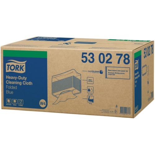 Tork czyściwo włókninowe wielozadaniowe do trudnych zabrudzeń W4; EAN13: 7322540057713