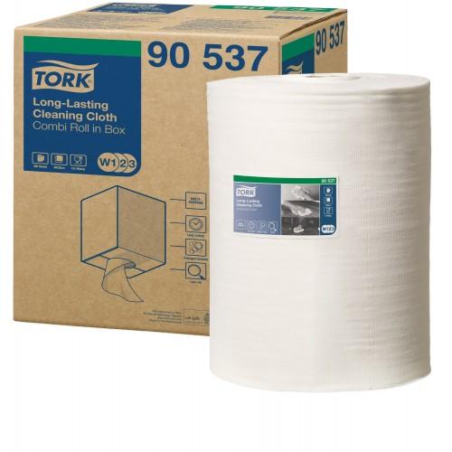Tork czyściwo włókninowe super wytrzymałe W1/W2/W3; EAN13: 7322540064827