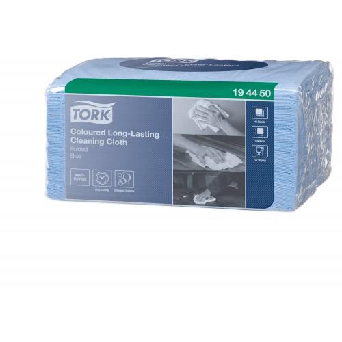 Tork kolorowe ściereczki wielorazowe do czyszczenia Small Pack; EAN13: 7322540298086