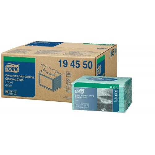 Tork kolorowe ściereczki wielorazowe do czyszczenia Small Pack; EAN13: 7322540298123