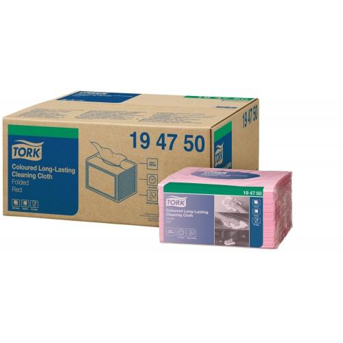 Tork kolorowe ściereczki wielorazowe do czyszczenia Small Pack; EAN13: 7322540298024