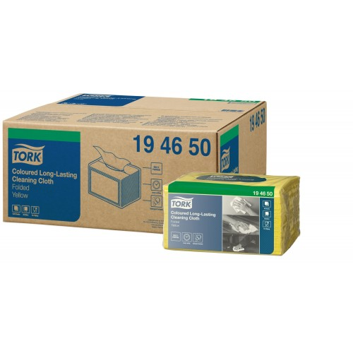 Tork kolorowe ściereczki wielorazowe do czyszczenia Small Pack; EAN13: 7322540298031