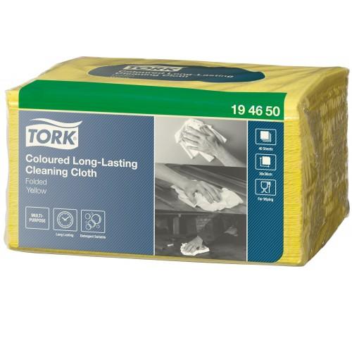 Tork kolorowe ściereczki wielorazowe do czyszczenia Small Pack; EAN13: 7322540298062