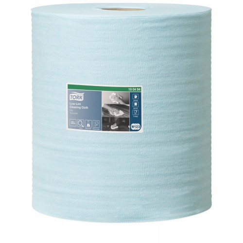 Tork czyściwo włókninowe o niskiej pylności W1/W2/W3