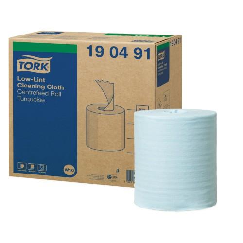 Tork czyściwo włókninowe o niskiej pylności - Wkład do wiaderka; EAN13: 7322540741711