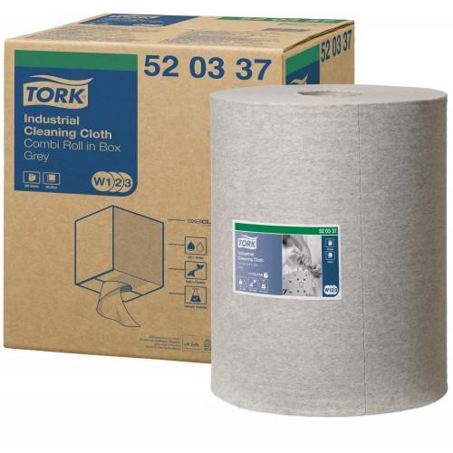 Tork czyściwo włókninowe do zabrudzeń przemysłowych W1/W2/W3; EAN13: 7322540057492