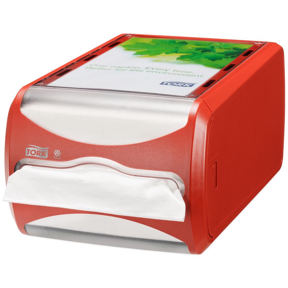 Tork Xpressnap® dozownik do serwetek w składce na ladę; EAN13: 7322540660753