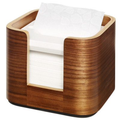 Tork Xpressnap Snack® dozownik na serwetki - drewniany