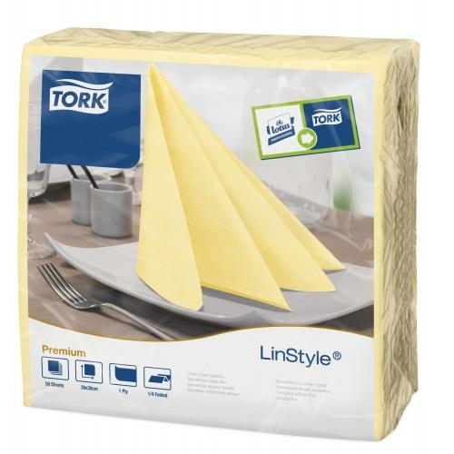 Tork Linstyle® szampańska serwetka obiadowa; EAN13: 3133200074070