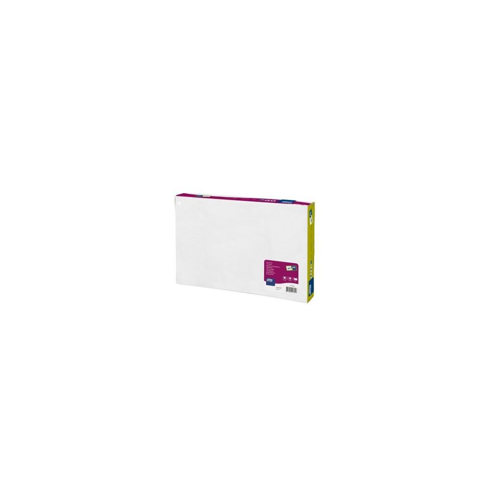 Tork biała podkładka papierowa; EAN13: 8710499130011