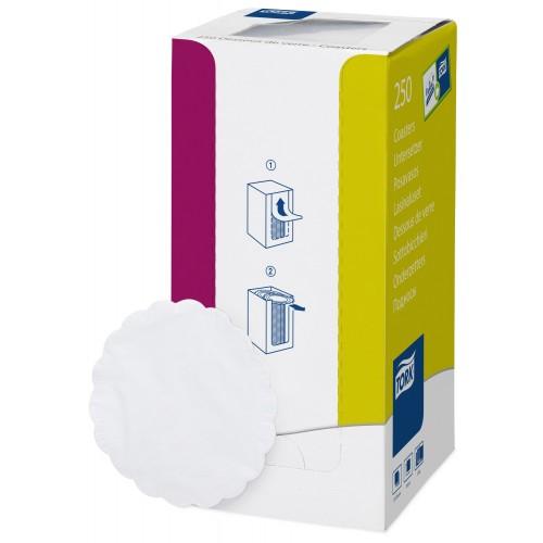 Tork biała rozetka Tork biała rozetka; EAN13: 5411160002462