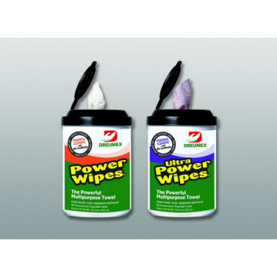 Dreumex Ultra Power Wipes wiaderko 100 szt