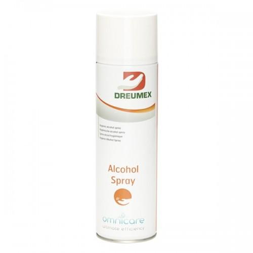 Dreumex Omnicare Alcohol Spray 400ml środek dezynfekcyjny