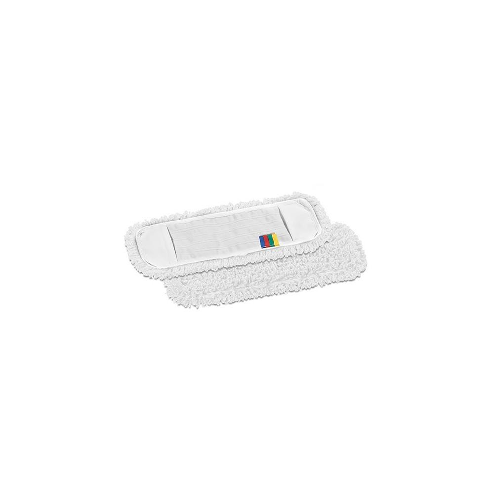 Wkład mikrofibra 40cm  multikolor   biały