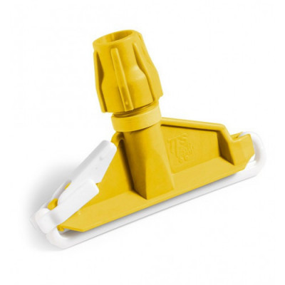 Uchwyt mopa sznurkowego  żółty