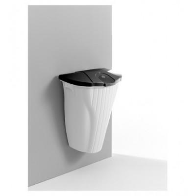 Wall up pojemnik 50l z pokrywą + śruby