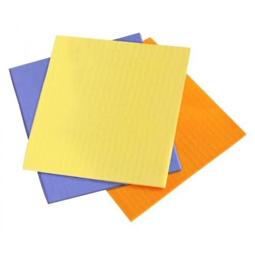 Ścierka Handy –T  gąbczasta - yellow