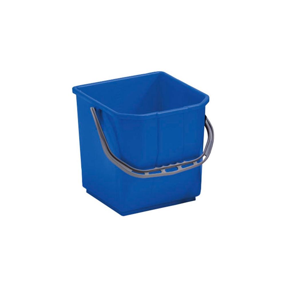 Wiadro 25L niebieskie
