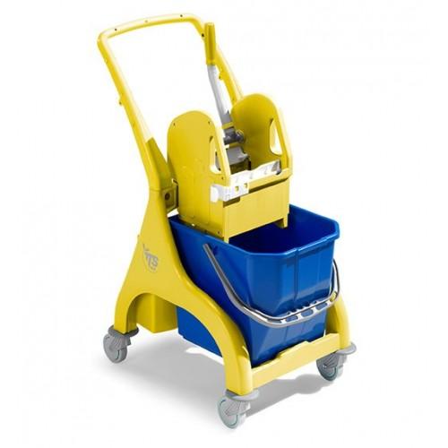 "Wózek ""NICK"" 15L- żółty"