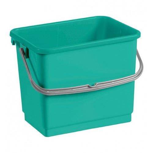 Wiadro 4L zielone