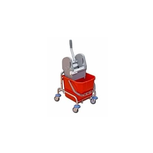 Wózek jednokomorowy TTS 2101 z wyciskarką 25L