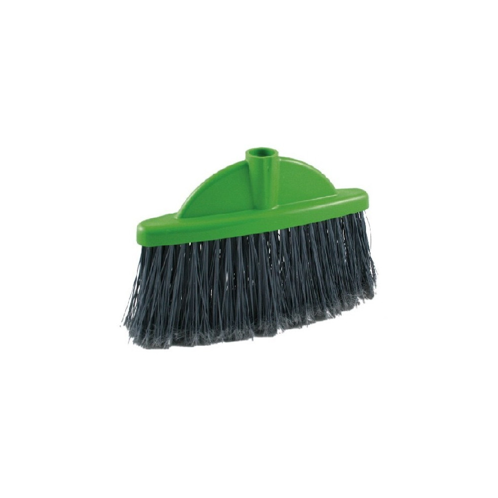 Ulicówka plastikowa włosie PVC z gwintem