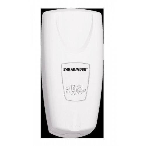 Dozownik płynu higienizującego do stanowisk do przewijania Babyminder®