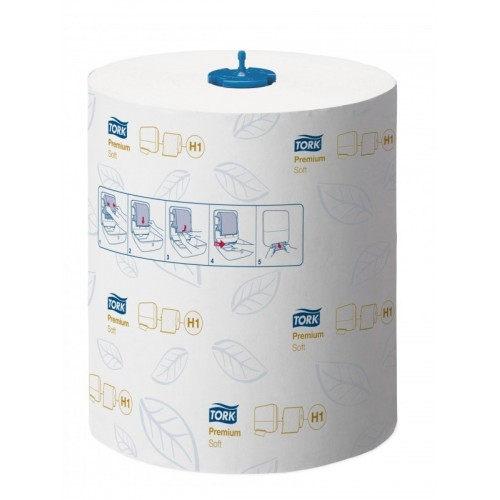Tork Matic® ekstra miękki ręcznik w roli; EAN13: 7322540832570