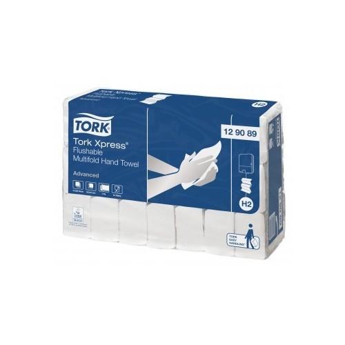 Tork Xpress® łatwo rozpuszczalny miękki ręcznik Multifold; EAN13: 7322540828511