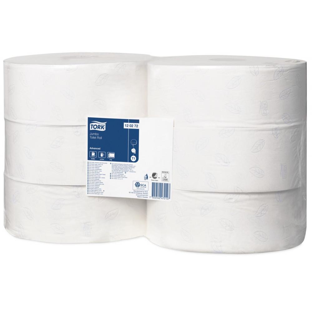 Tork Jumbo papier toaletowy; EAN13: 7322540472127