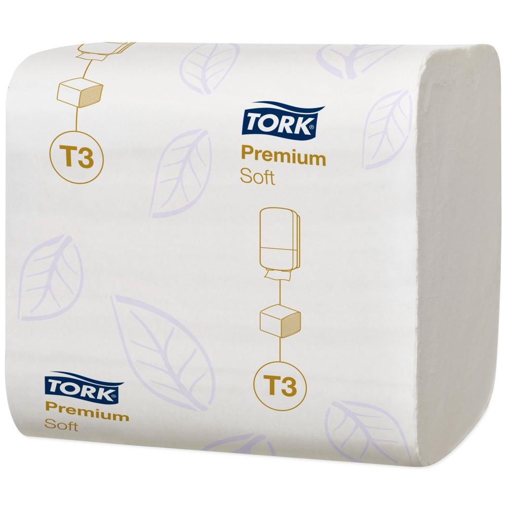 Tork Folded miękki papier toaletowy w składce